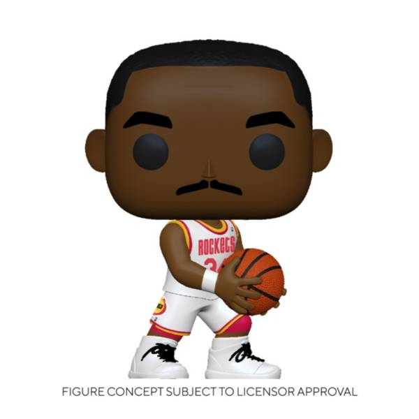 Funko POP! Houston Rockets Hakeem Olajuwon Figure product image