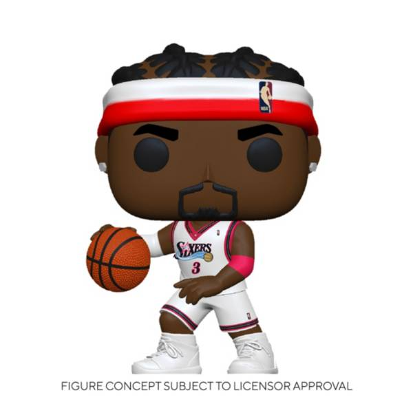 Funko POP! Philadelphia 76ers Allen Iverson Figure product image