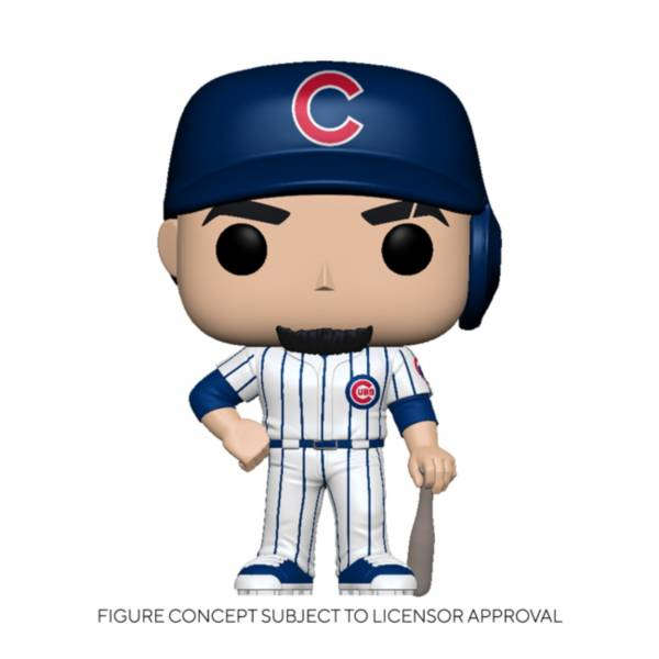 Funko POP! Chicago Cubs Javier Baez #9 Home Jersey Figure product image