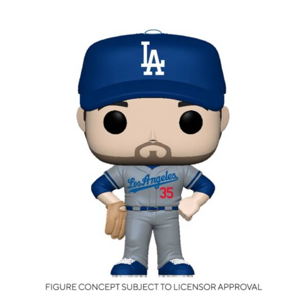 Funko POP! Los Angeles Dodgers Cody Bellinger #35 Home Jersey Figure product image