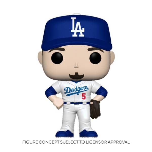 Funko POP! Los Angeles Dodgers Corey Seager #5 Home Jersey Figure product image