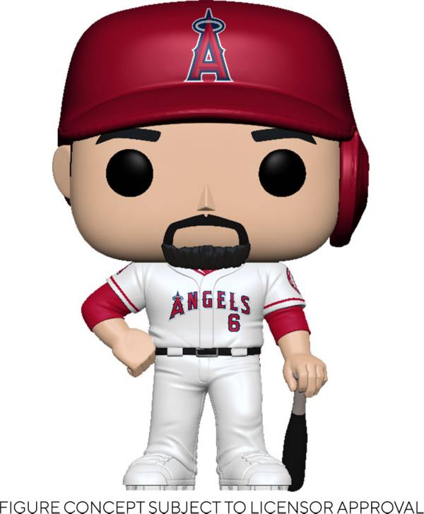 Funko POP! Los Angeles Angels Anthony Rendon #6 Road Jersey Figure product image