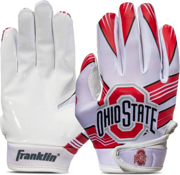 Franklin Youth Ohio State Buckeyes Receiver Gloves product image