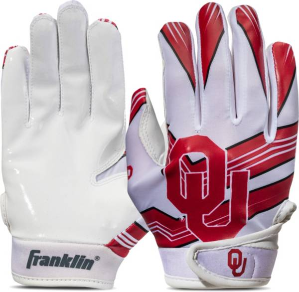 Franklin Youth Oklahoma Sooners Receiver Gloves product image