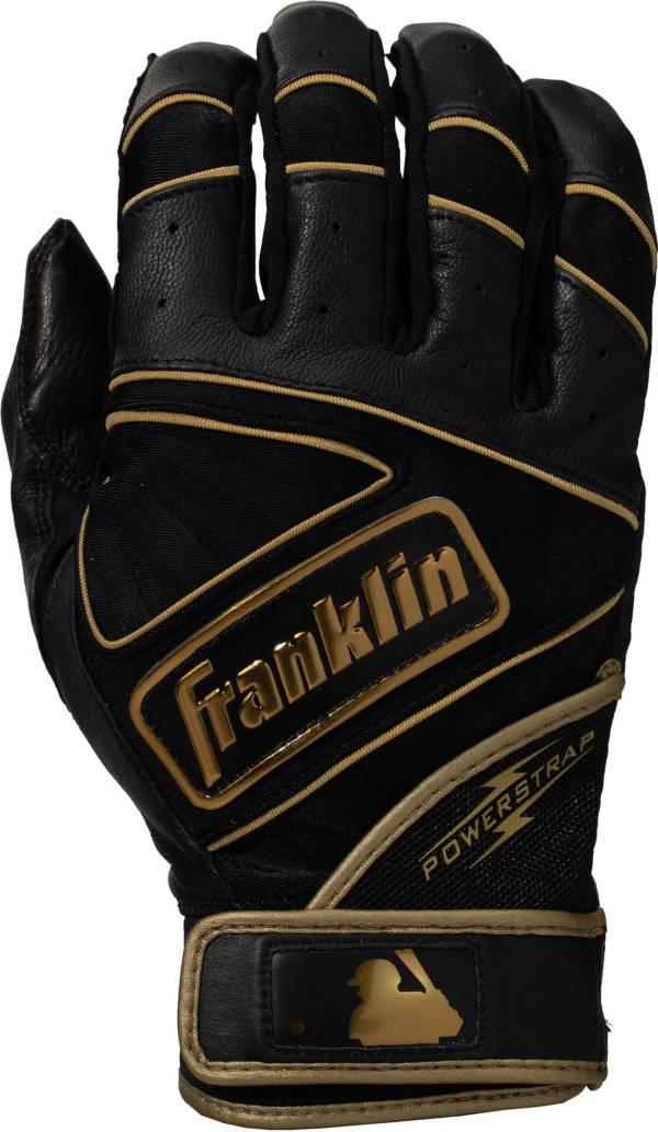 Franklin Adult Powerstrap Batting Gloves product image