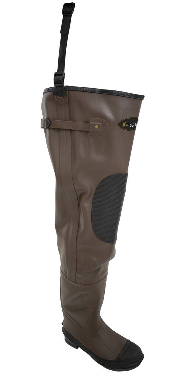 frogg toggs Youth Classic II Rubber BF Hip Wader product image