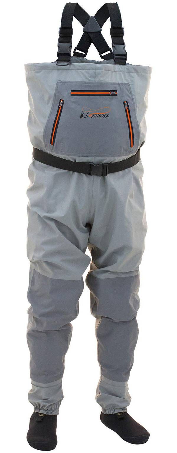 frogg toggs Men's Hellbender II Stockingfoot Chest Waders product image