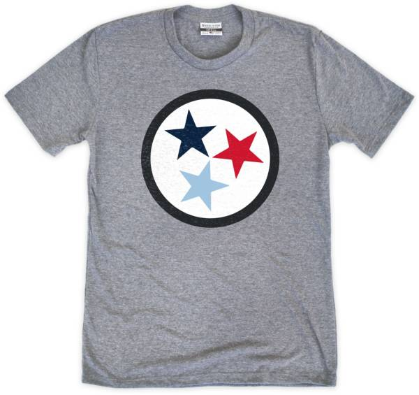 Where I'm From  Circle Grey T-Shirt product image