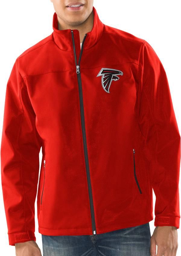 G-III Men's Atlanta Falcons Pregame Black Full-Zip Jacket product image