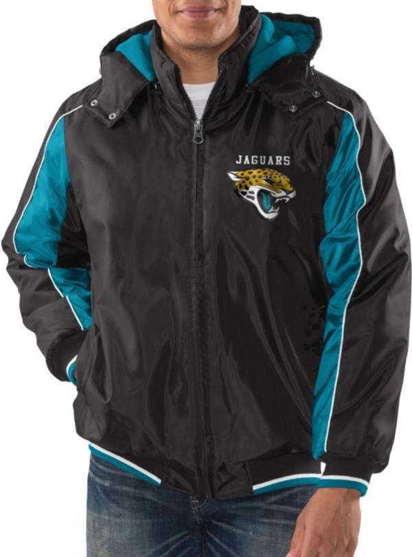 G-III Men's Jacksonville Jaguars Home Team Black Parka product image