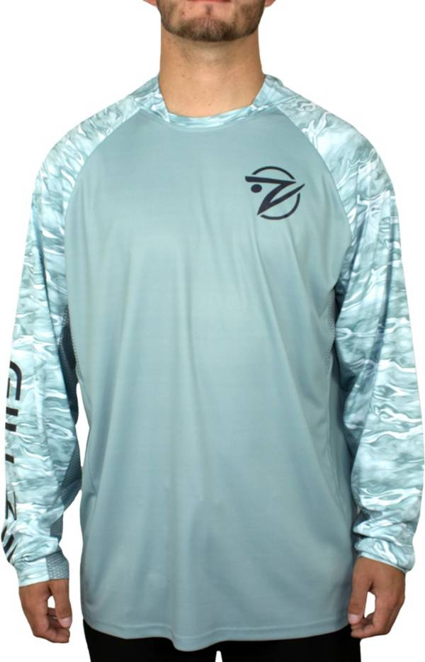 Gillz Men's UV Tournament Hood Long Sleeve Shirt product image