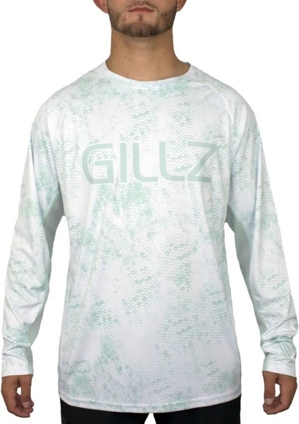 Gillz Men's Tournament Series V2 Grunge Long Sleeve Shirt product image