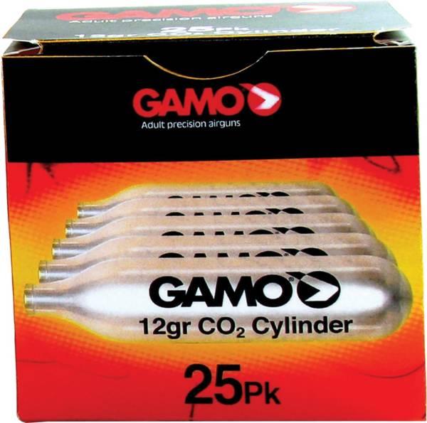 GAMO CO2 Cartridges - 25 Pack product image