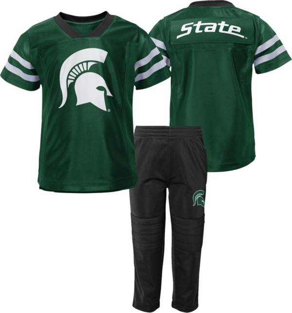 Gen2 Toddler Michigan State Spartans Green Training Camp 2-Piece Set product image