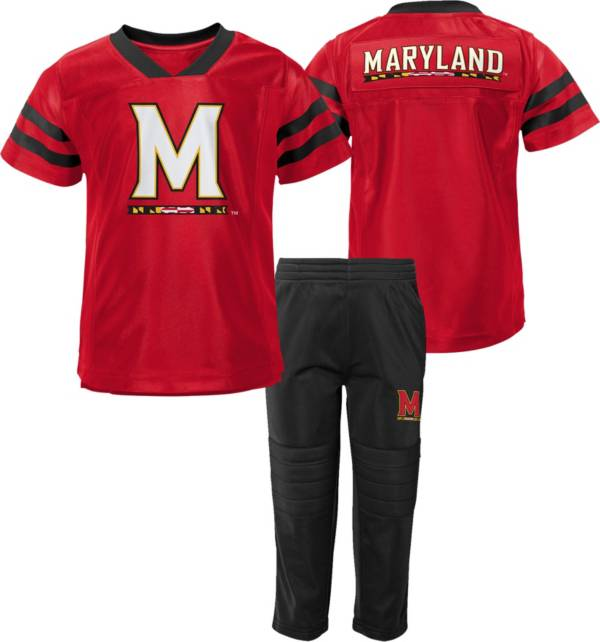 Gen2 Toddler Maryland Terrapins Red Training Camp 2-Piece Set product image