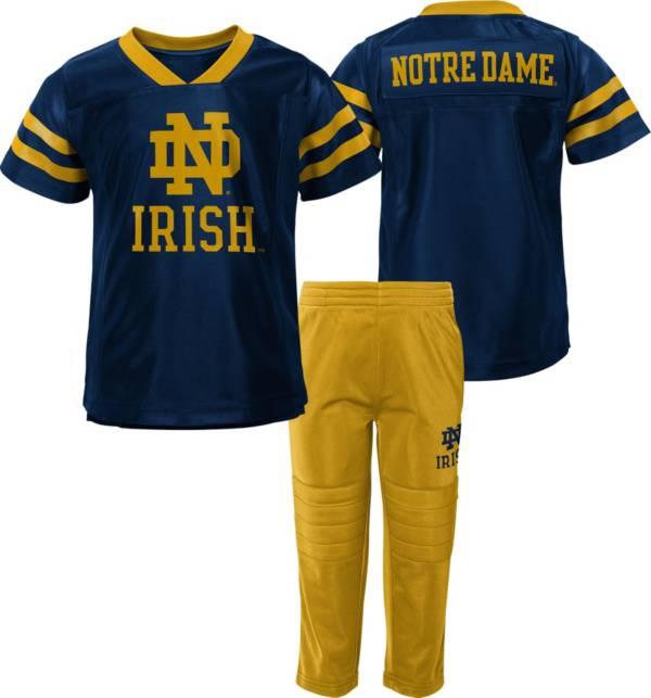 Gen2 Toddler Notre Dame Fighting Irish Navy Training Camp 2-Piece Set product image