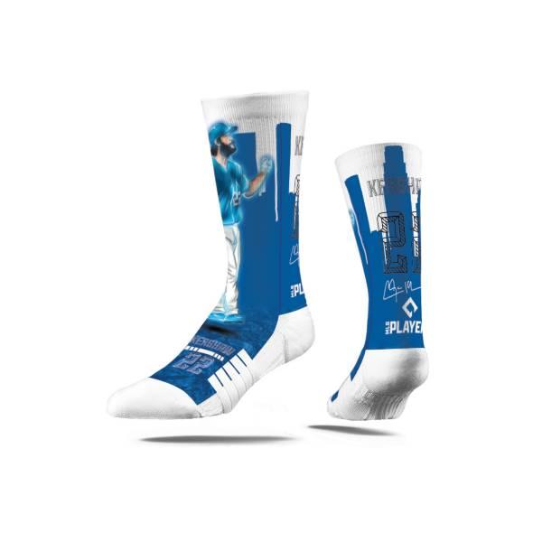 Strideline Los Angeles Dodgers Clayton Kershaw Hometown Hero Crew Socks product image