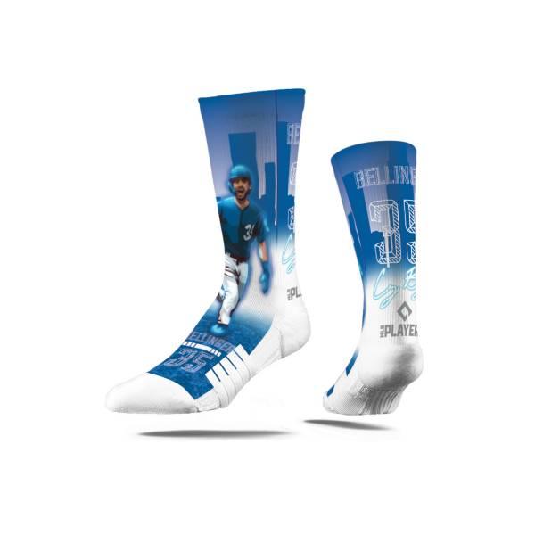 Strideline Los Angeles Dodgers Cody Bellinger Hometown Hero Crew Socks product image