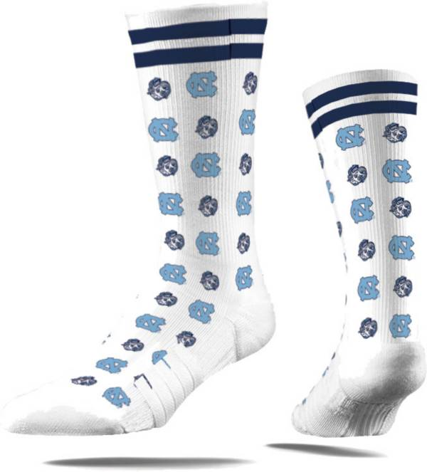 Strideline North Carolina Tar Heels Repeat Crew Socks product image