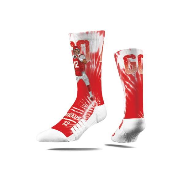 Strideline Tampa Bay Buccaneers Tom Brady Action Socks product image