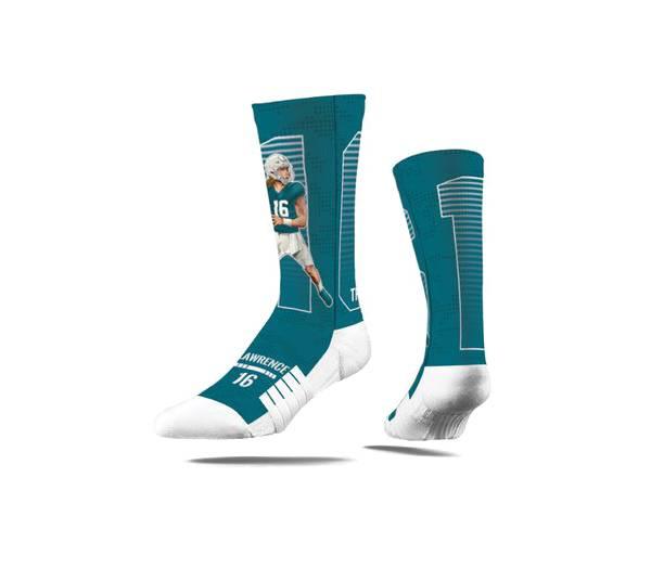 Strideline Jacksonville Jaguars Trevor Lawrence Action Socks product image