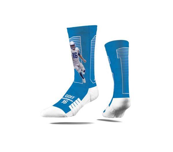 Strideline Detroit Lions Jared Goff Action Socks product image