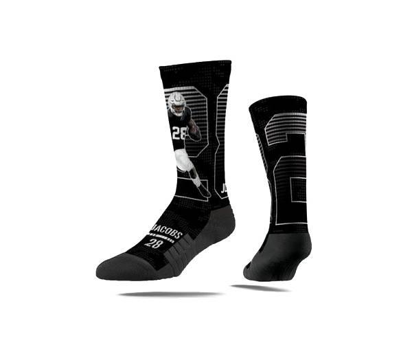 Strideline Las Vegas Raiders Josh Jacobs Action Socks product image