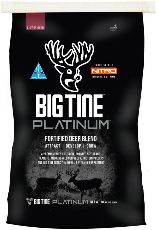 Big Tine Platinum Supplemental Deer Feed product image