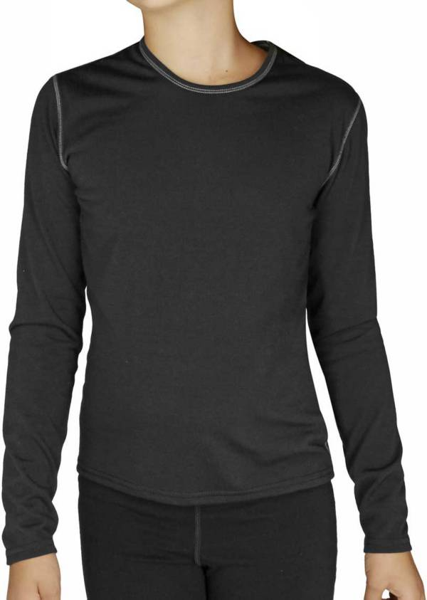 Hot Chillys Kids' Pepper Skins Crewneck product image