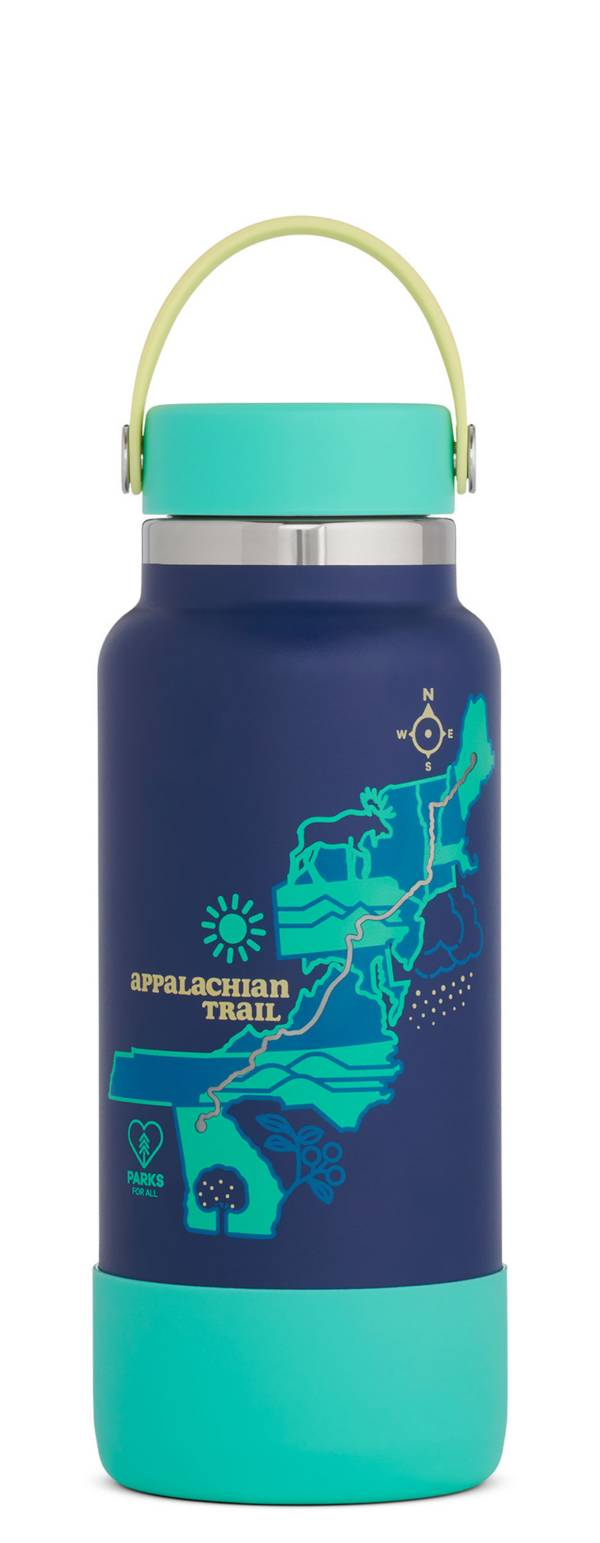 Hydro Flask 32 oz. Limited Edition Scenic Trails Wide Mouth Bottle product image
