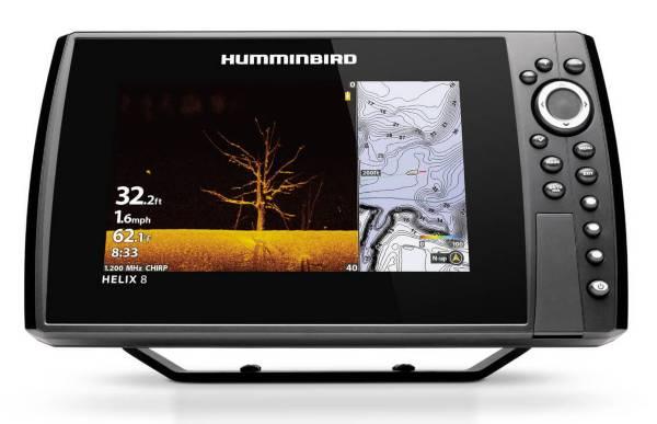Humminbird Helix 8 Chirp MEGA DI GPS G4N Fish Finder product image