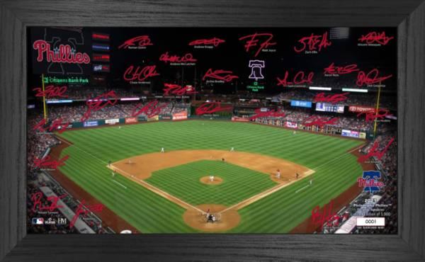 Highland Mint Philadelphia Phillies 2021 Signature Field Photo Frame product image
