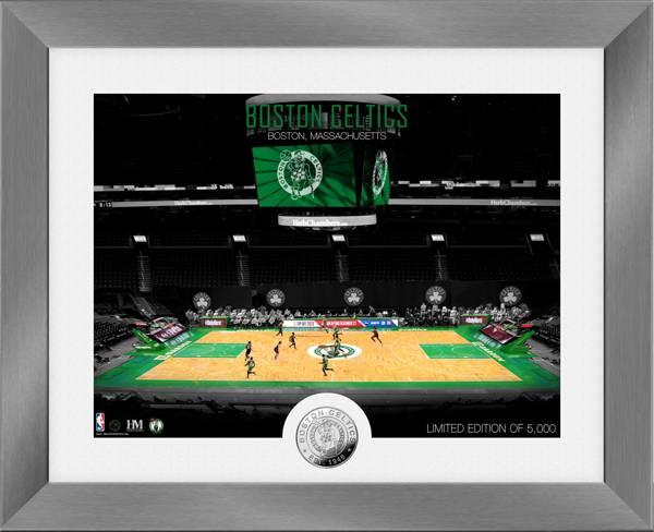 Highland Mint Boston Celtics Art Deco Coin Photo Mint product image