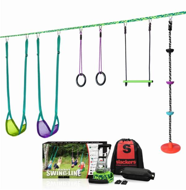 Slackers Swingline Deluxe Playground product image