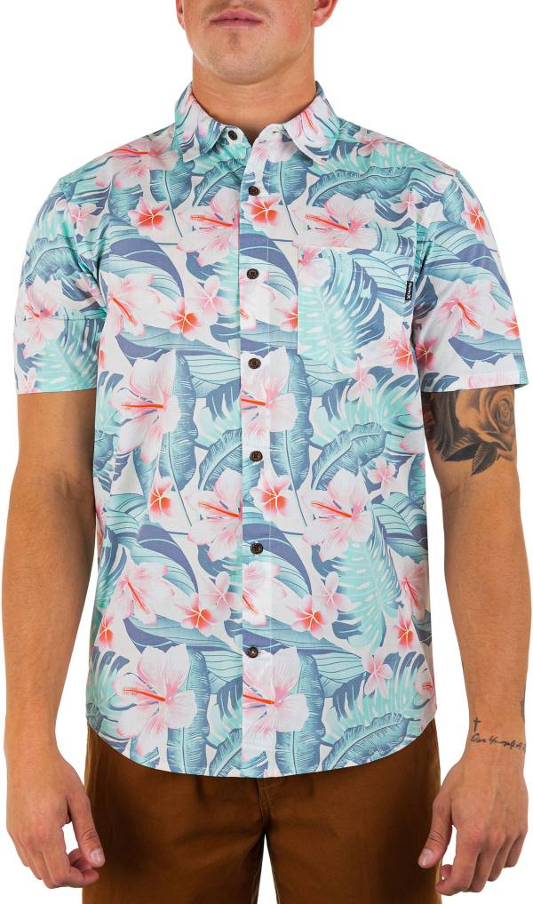 Hurley Men's Cabana Short Sleeve Shirt product image