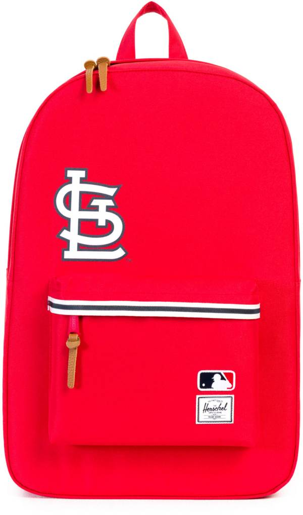 Hershel St. Louis Cardinals Red Heritage Backpack product image