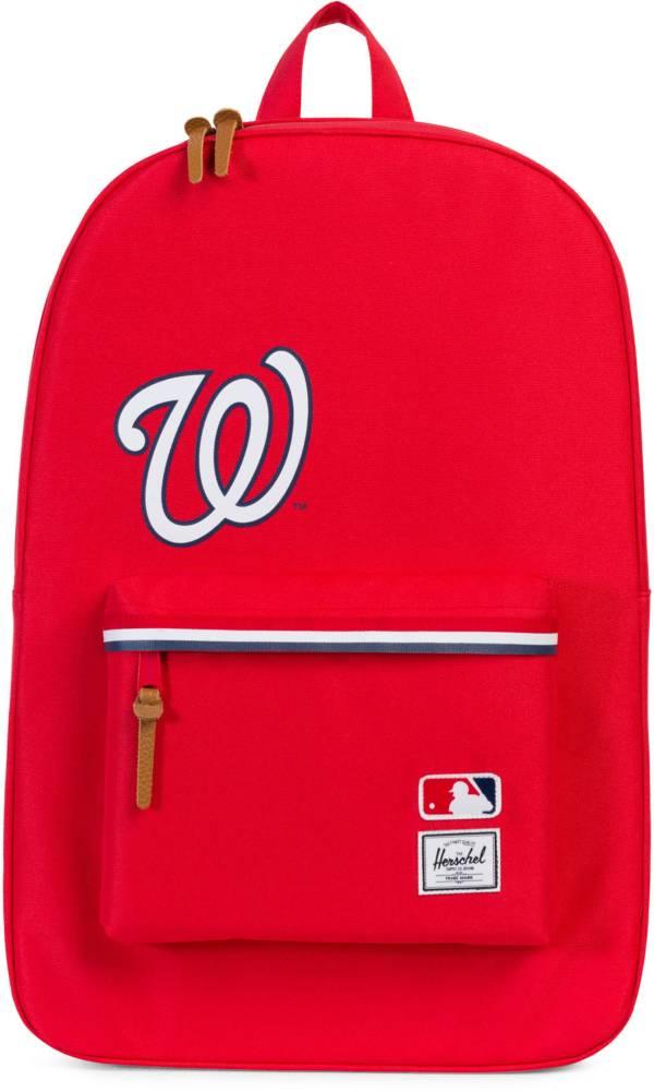 Hershel Washington Nationals Red Heritage Backpack product image
