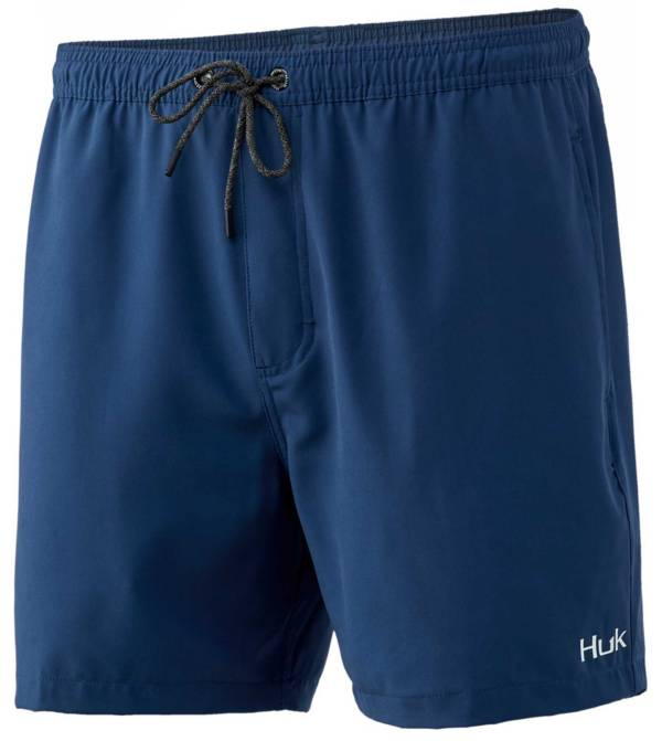 """HUK Men's Capers 5.5"""" Volley Swim Trunks product image"""