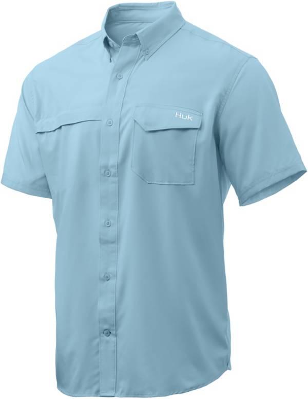 Huk Men's Tide Point Short Sleeve Shirt product image