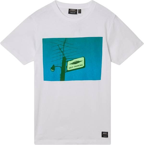 WeSC Men's Max Self Parking T-Shirt product image