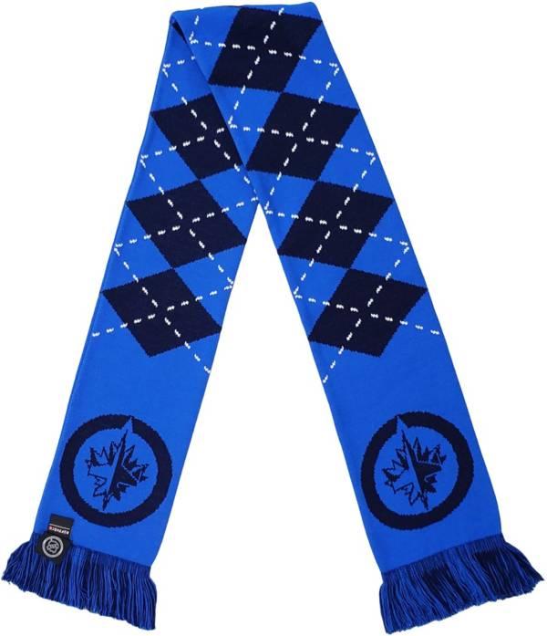 Ruffneck Scarves Winnipeg Jets Argyle Scarf product image