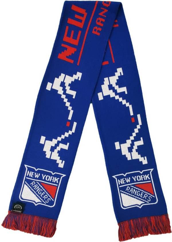Ruffneck Scarves New York Rangers 8-Bit Scarf product image
