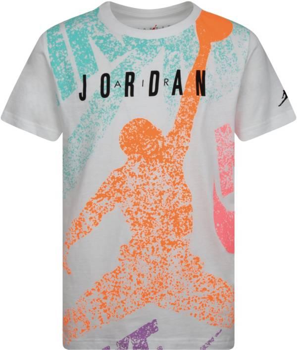 Jordan Boys' Gradient Logo Graphic T-Shirt product image