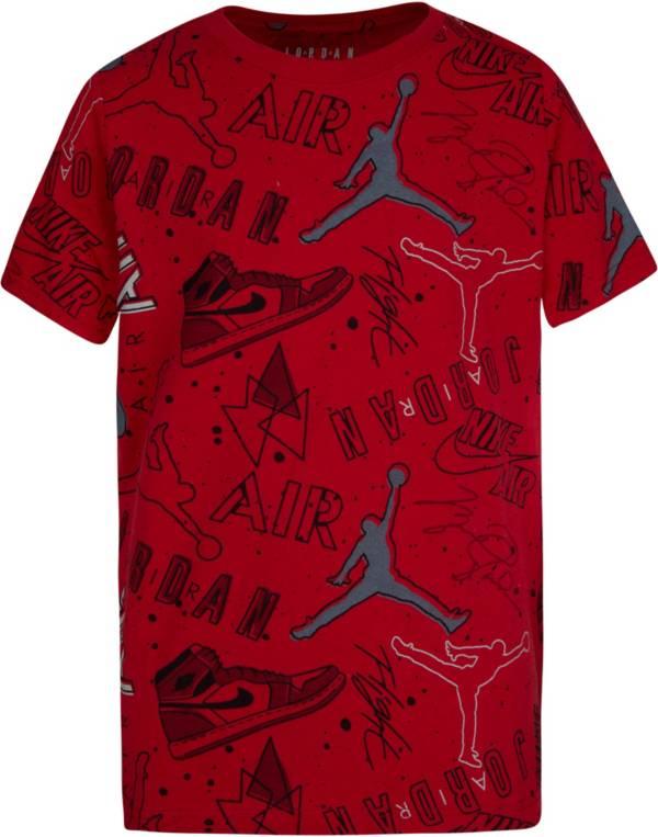 Jordan Boys' Playground Printed Graphic T-Shirt product image