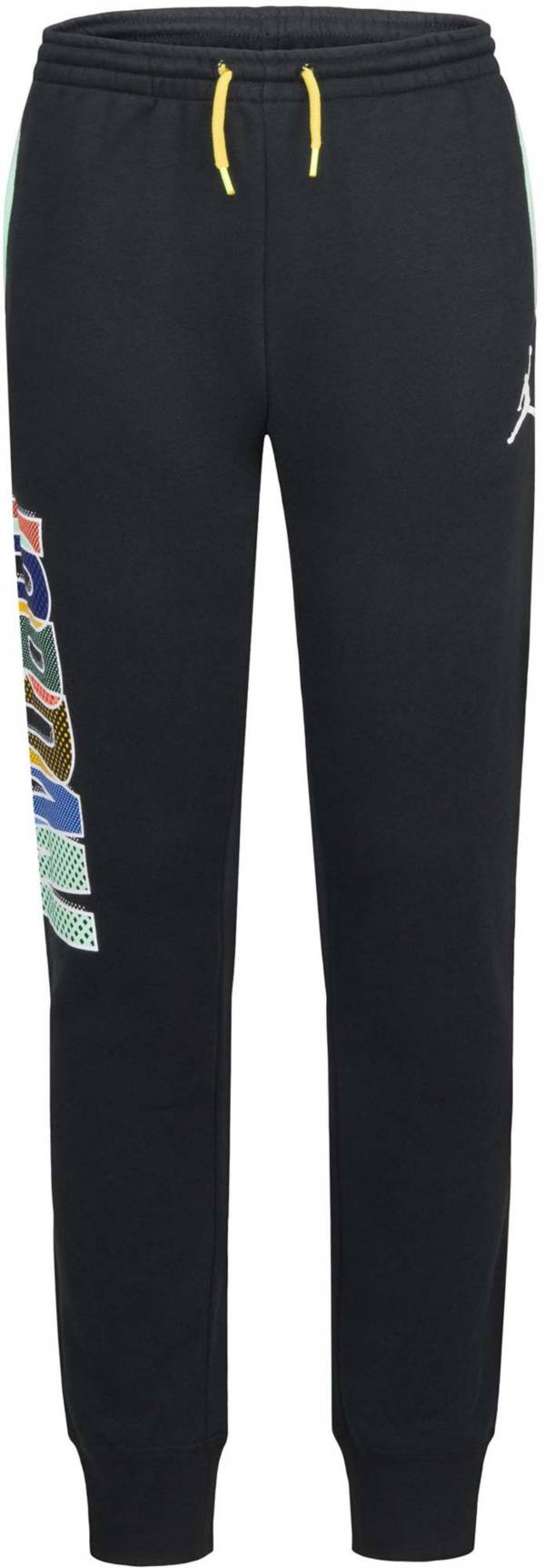 Jordan Boys' Mismatch Fleece Jogger Pants product image