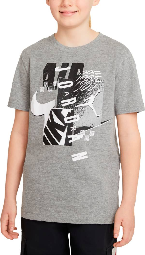 Jordan Boys' Post Up Graphic T-Shirt product image