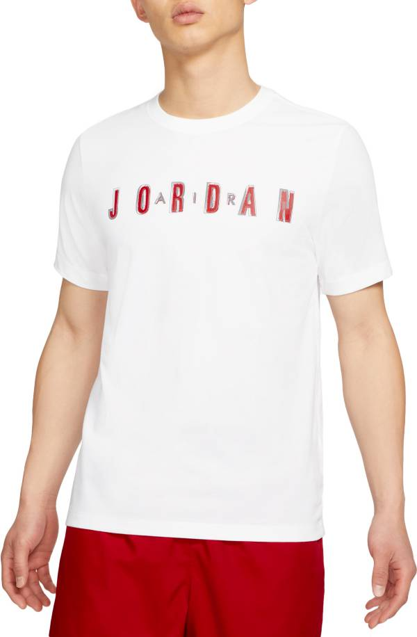 Jordan Men's Dri-FIT Air Wordmark T-Shirt product image