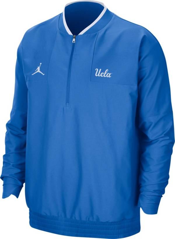 Jordan Men's UCLA Bruins True Blue Football Sideline Coach Lightweight Jacket product image