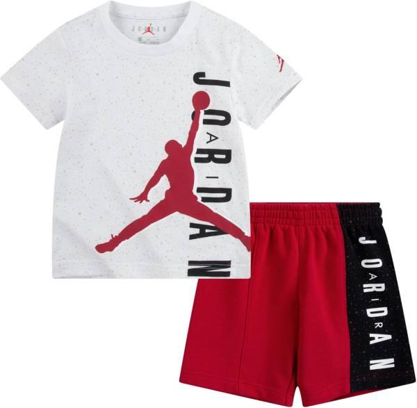 Jordan Little Boys' Printed T-Shirt and Shorts Set product image