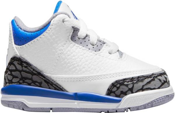 Jordan Kids' Toddler Air Jordan 3 Retro Basketball Shoes product image